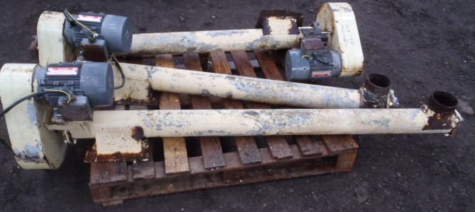 5″ Augers